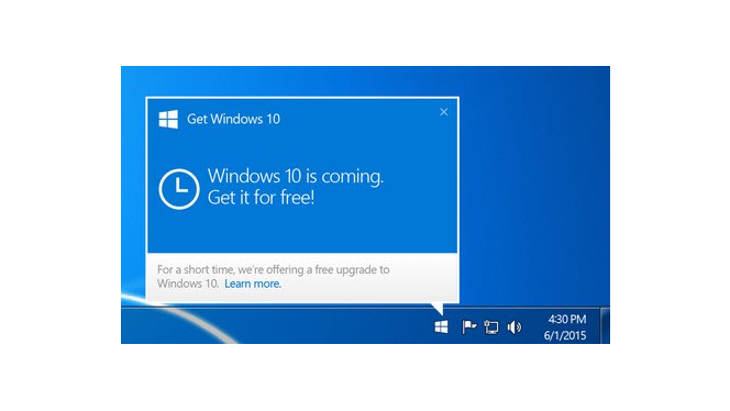 Windows 10-Einladung