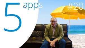 Five Apps to Try This Weekend: essential holiday apps