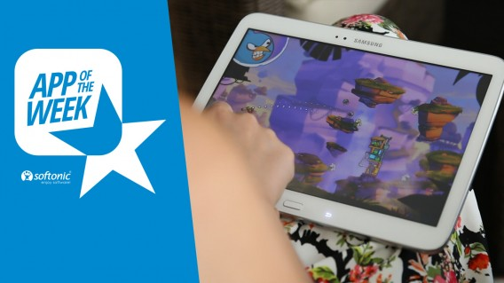 Angry Birds 2 APP OF THE WEEK with words