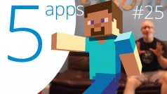 Minecraft Windows 10 Edition, Musical.ly, Prune, and Outfit7's latest game – Five Apps to Try
