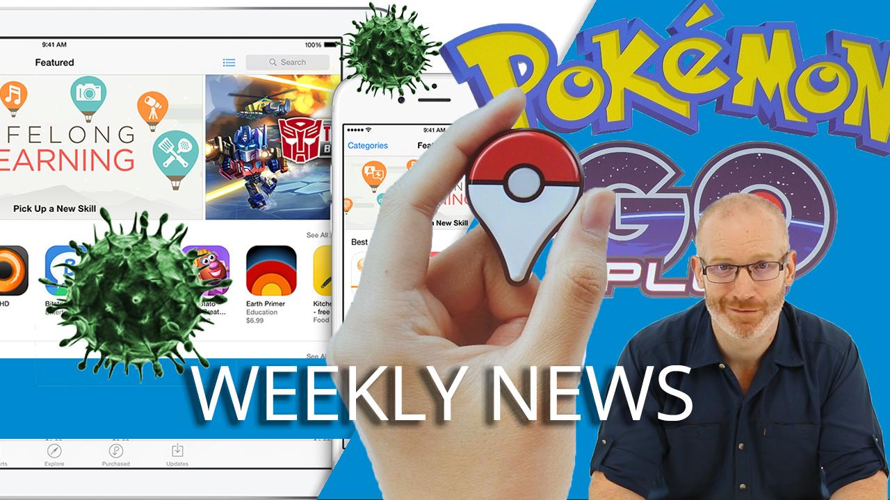 Apple, Nintendo, and Google news