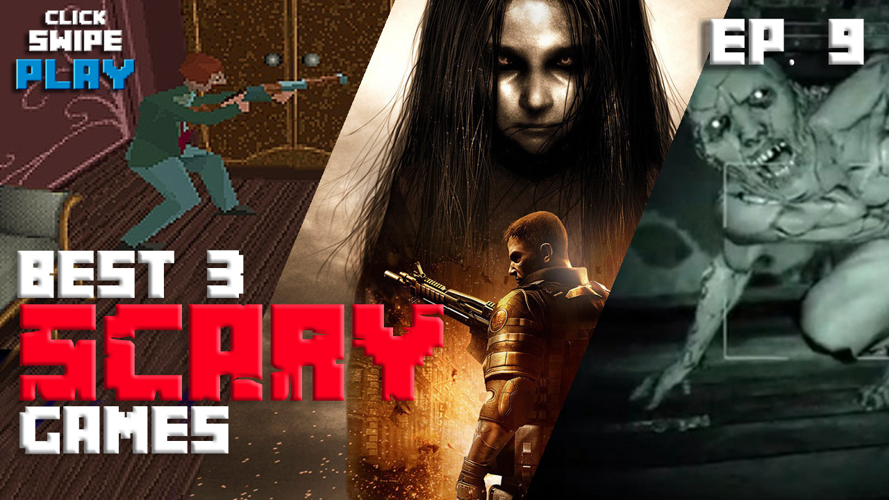 The Best Free Scary Games on PC! | GameWatcher