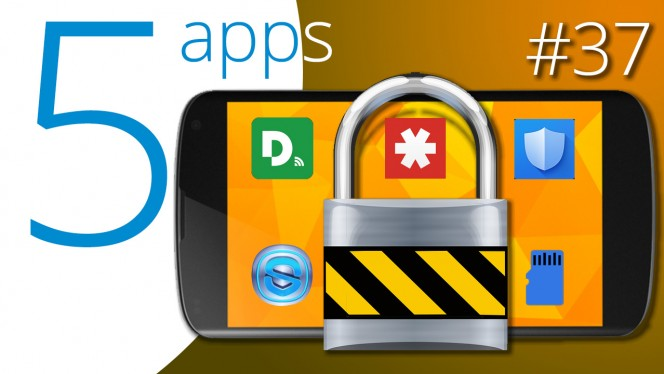 The five best security apps for your smartphone and tablet