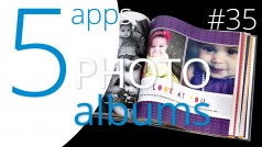 The five best photo album apps