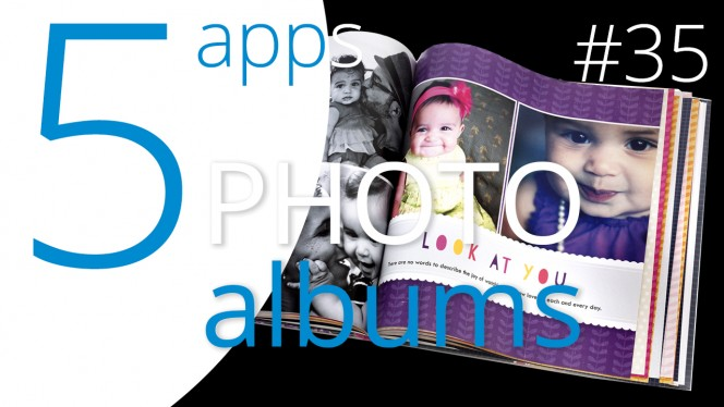 5 best Apps for photo albums