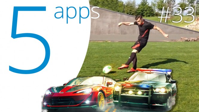 AmpME, Adidas Snapshot, Need for Speed, AVG header