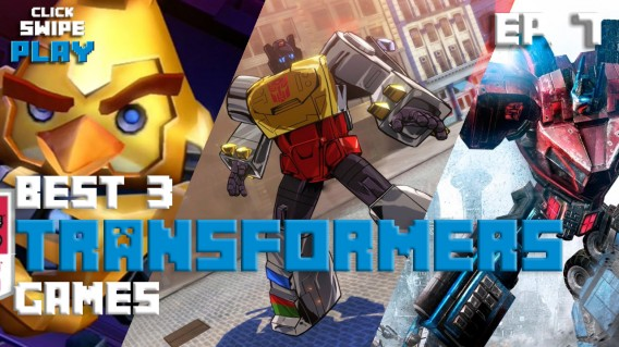 Transformers: Devastation and the best transformers games
