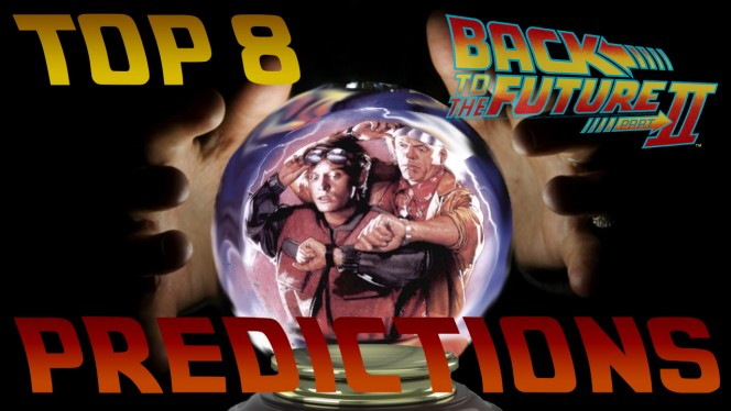 Back to the Future II's top 8 tech predictions