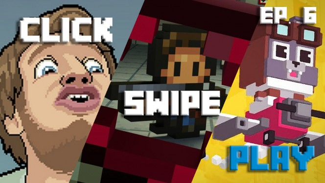 Shooty Skies, The Escapist: The Walking Dead, and PewDiePie: Legend of the Brofist