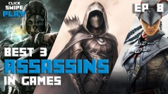 The top three gaming assassins
