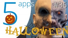 Five haunting Halloween party apps