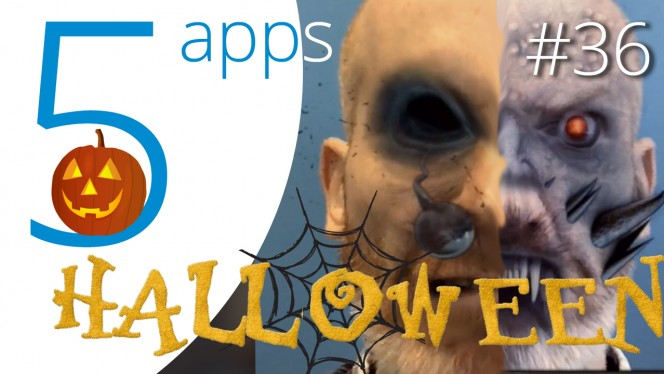 Halloween party app top five