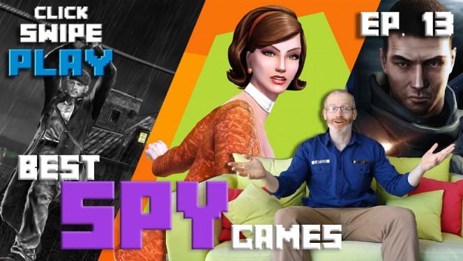 The 3 best spy games
