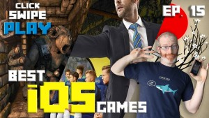 Top 3 iOS games of 2015