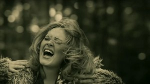 Adele breaks the internet