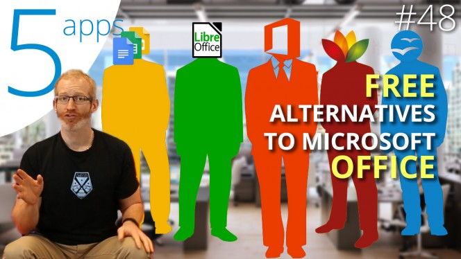 5 alternatives to Microsoft Office