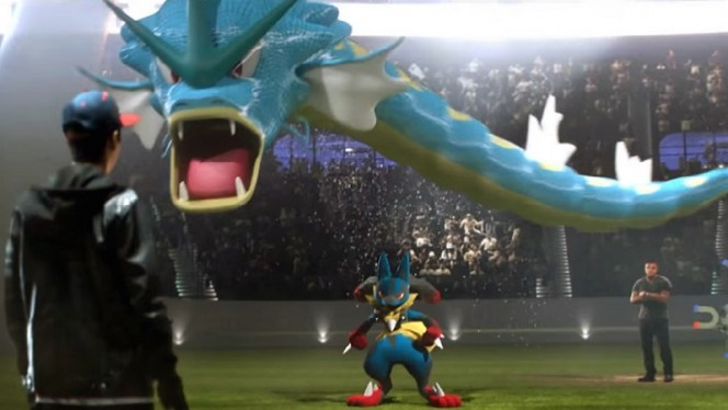 Gotta catch 'em all at the Super Bowl