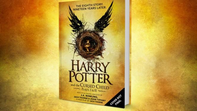 Good news: eighth Harry Potter announced