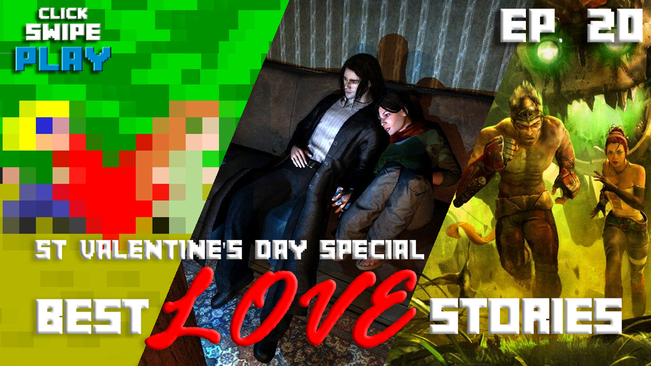 Gaming's three most realistic relationships