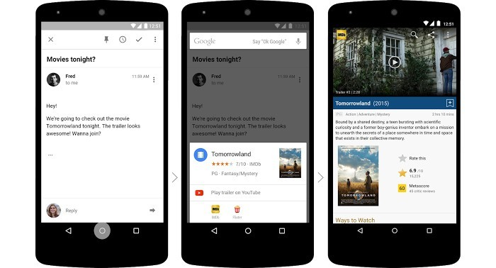 "Google adds another awesome feature to revolutionize your search. What is ""on Tap?"""
