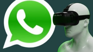 Amazing! You can use Virtual Reality in Whatsapp NOW!