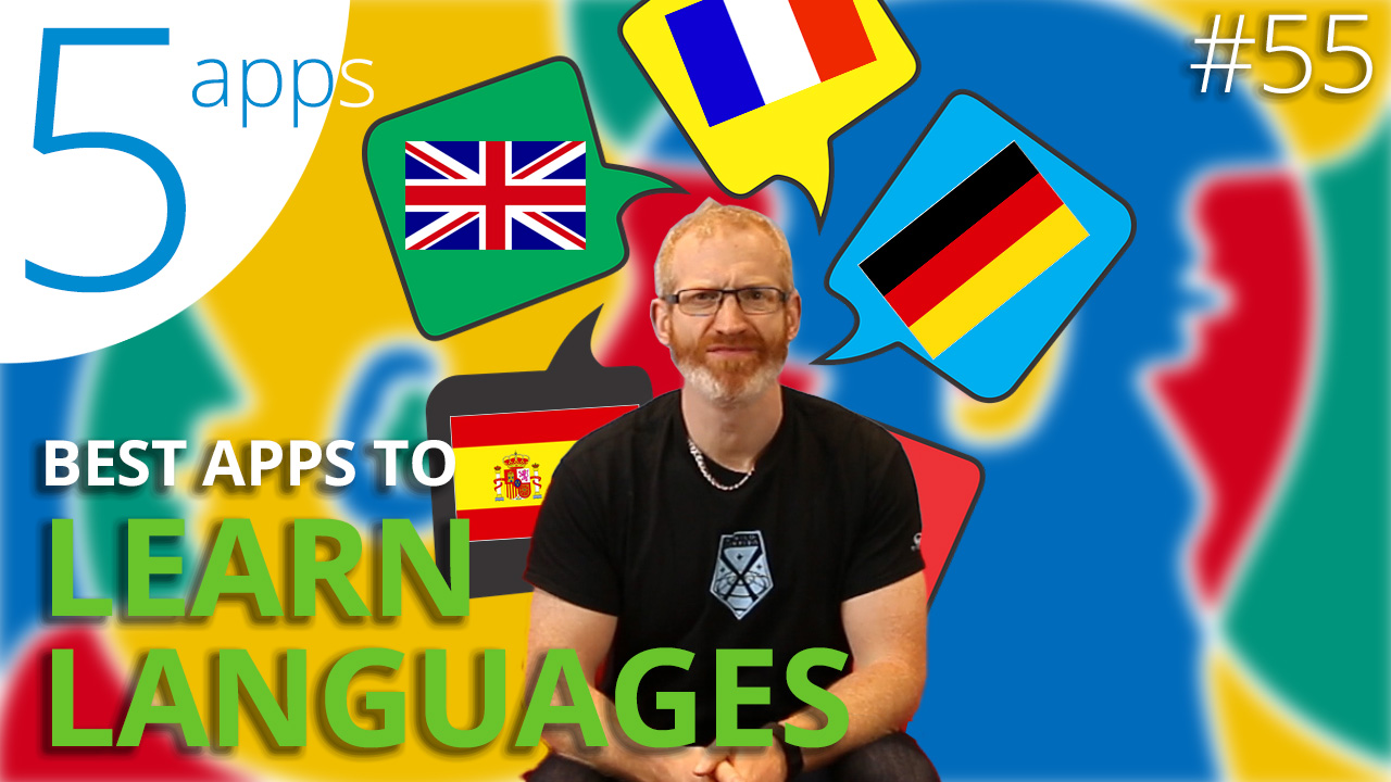 Five apps to learn a second language on your mobile