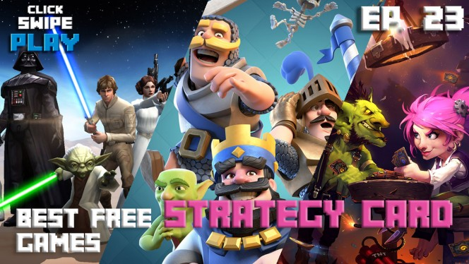 Best free strategy card games