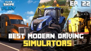 The three best driving simulators