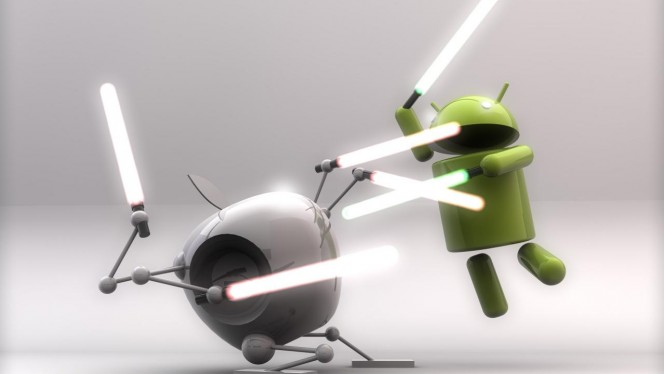 It seems Android has two new threats from Apple to deal with