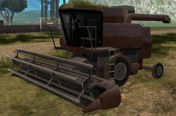 GTA San Andreas - Combine Harvester