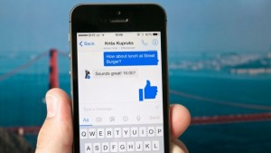 Sharing files with your friends on Facebook Messenger for iOS is now much easier!