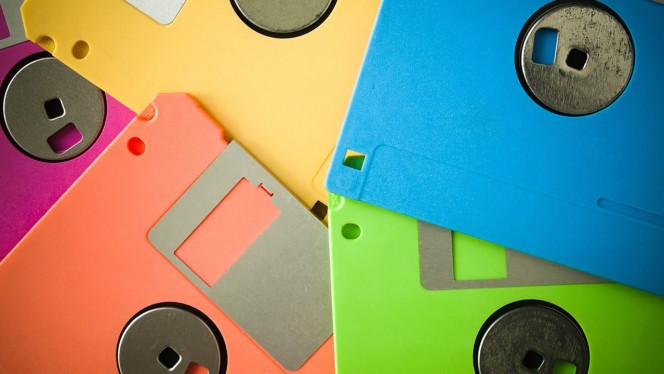 7 creative things you can do with your old floppy disks