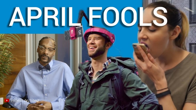 2016's best technology themed April Fools' pranks - did any get you?