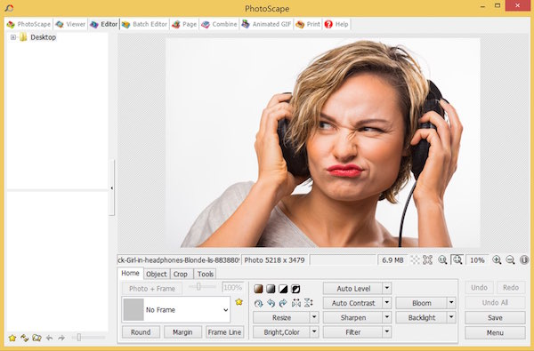 Photoscape Image Editor