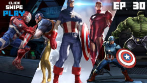 Three games to get you ready for Marvel's Captain America: Civil War