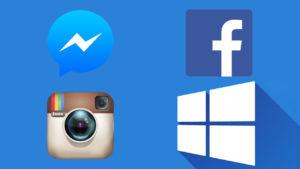 Facebook is finally on Windows 10… no it wasn't already