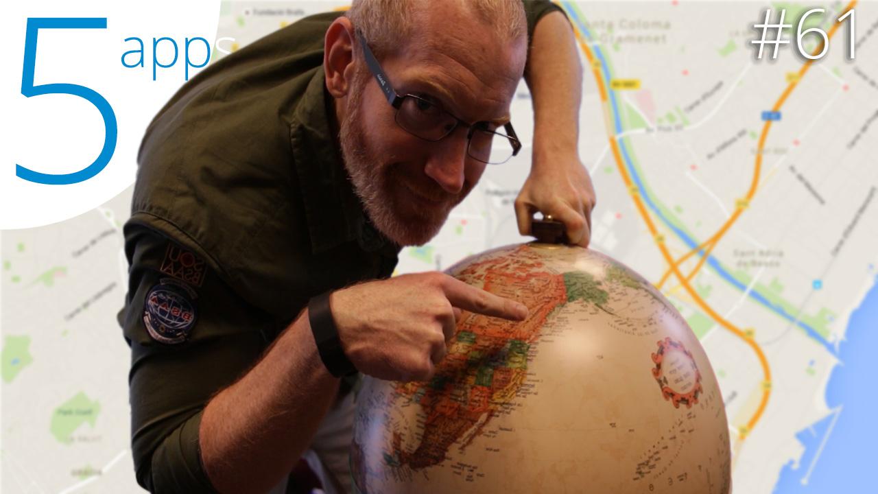 Top alternatives to Google Maps