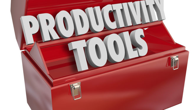 Better Business Through Software: Get More Productive in 2016!