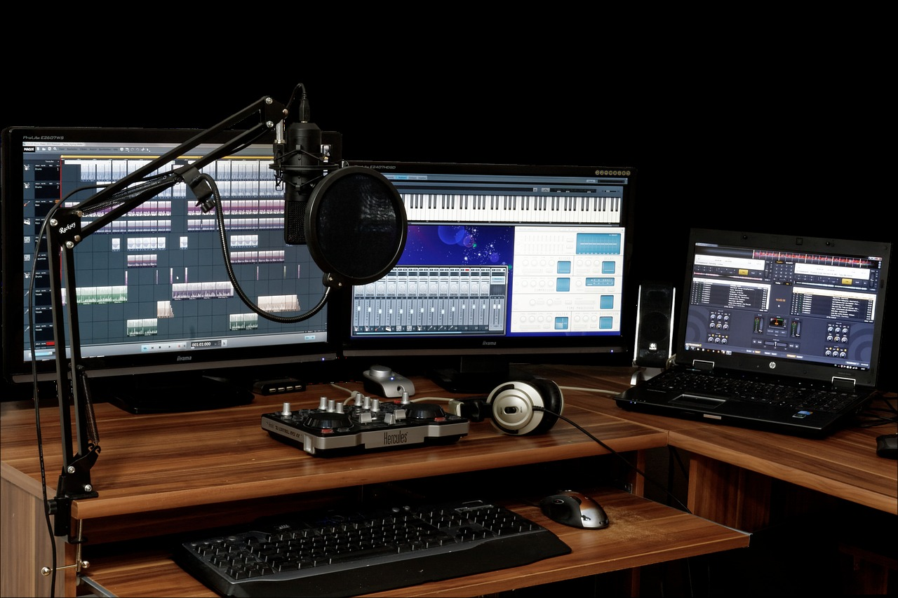 You're a Star: Tips for Mixing Music in Software!