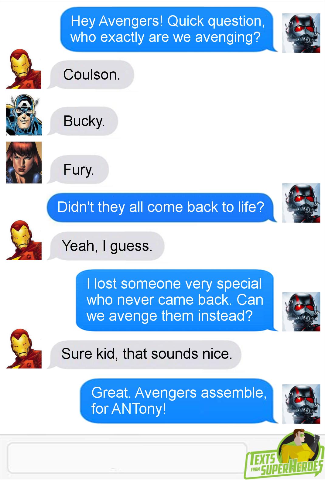 ANTony Avengers