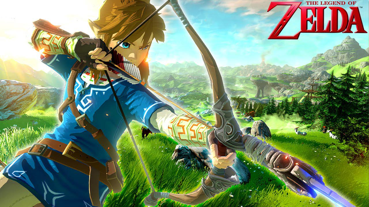"""5 reasons why you should get excited for the new Legend of Zelda """"Breath of the Wild"""""""