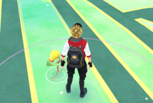 Pokémon Go - Finding Pokémon on the Map