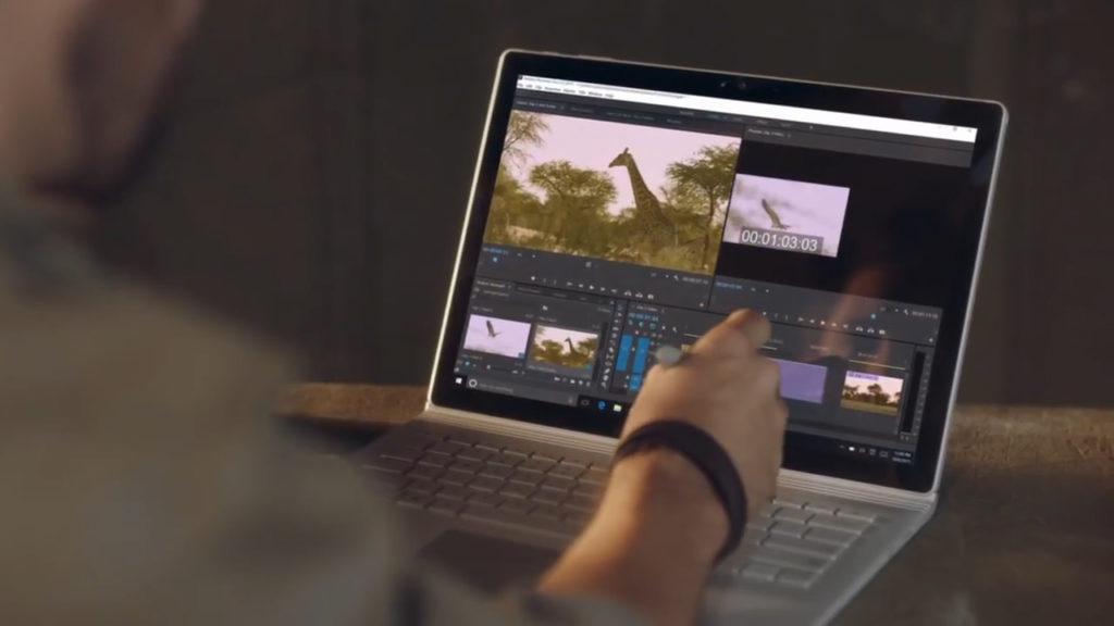 Windows 10 Touchscreen