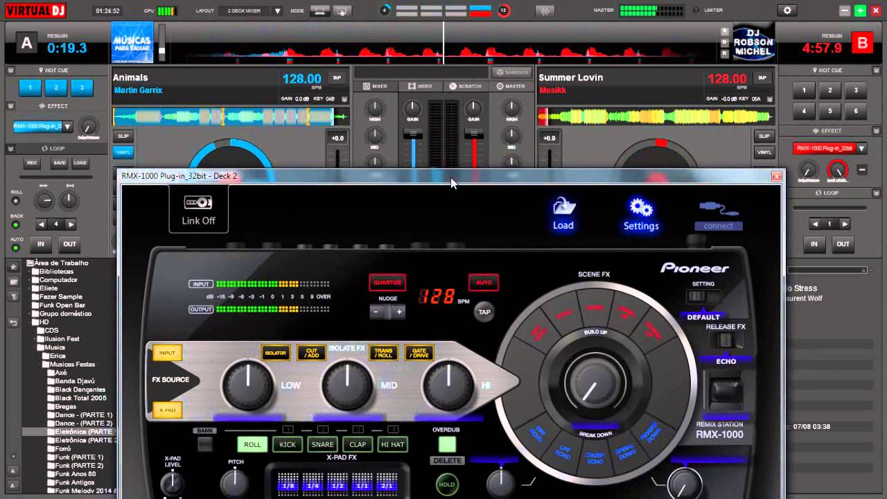 Virtual dj automix point | How to use auto mix in virtual dj