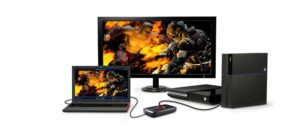 AVerMedia HD Game Capture up to 1080p 60Mbps for XBOX 360/ONE/PS4
