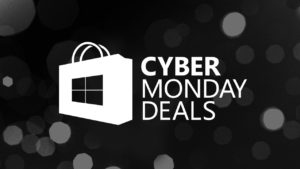 Cyber Monday: Windows Store App Sale