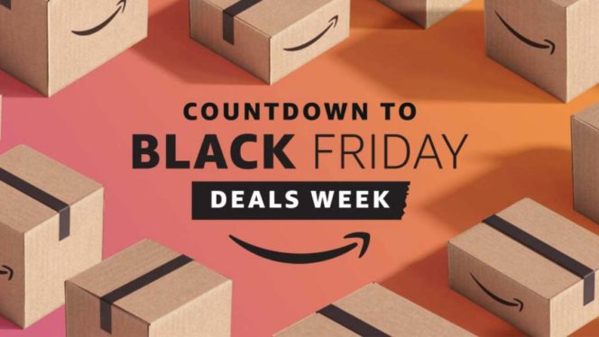Amazon Daily Black Friday Deals