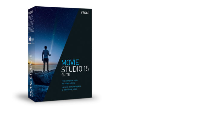 Vegas 15:A seriously creative editing environment