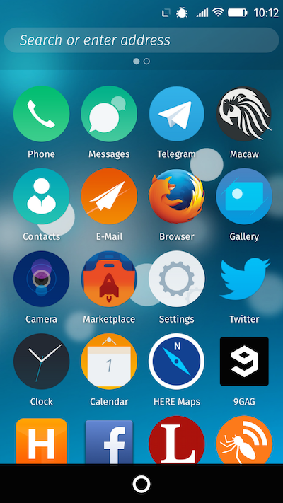 6 Terrific Smartphone Operating Systems that are Not Android - Firefox OS