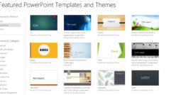 PowerPoint: How to add free templates